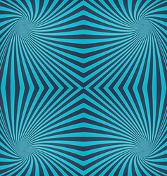 Blue abstract vintage twirl background vector