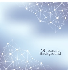 Graphic background communication Structure vector