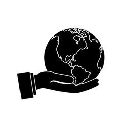 Handing the world vector
