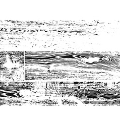 Wood texture white and black vector