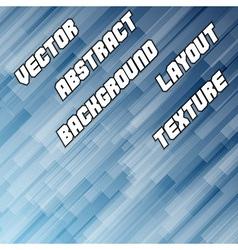 Blue Diagonal Background vector image