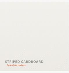 Cardboard pattern vector