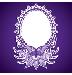 Creative classic vintage design stock vector
