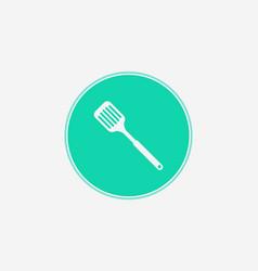 kitchen spatula icon sign symbol vector image