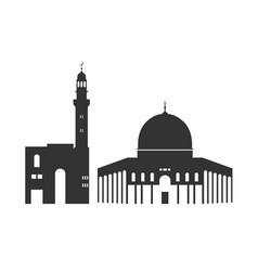palestine vector image