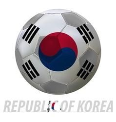 Republic of korea vector