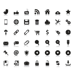 Social Web Icons vector
