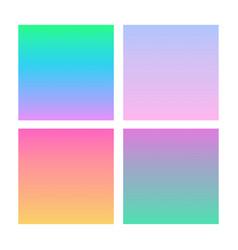 Abstract gradient in sphere violet pink vector