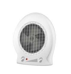 Electrical air heater portable appliance vector