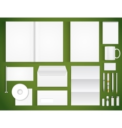 Office supply vector image