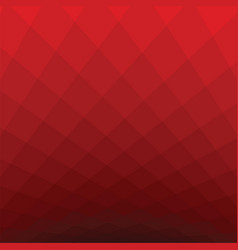 red square tone background vector image vector image