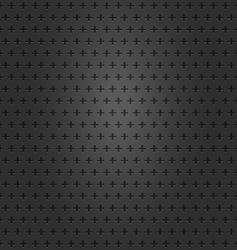 metallic grill texture vector image