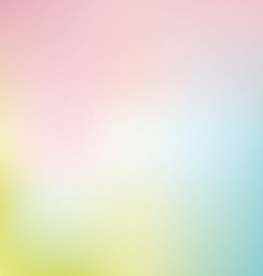 soft and smooth pastel background vector image vector image