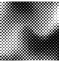 Black Halftone Background vector