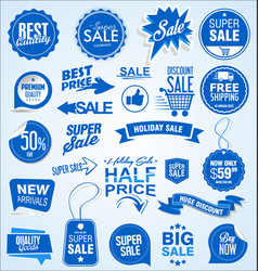 sale banner templates design and special offer vector image