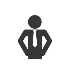 pictogram person people figure icon vector image