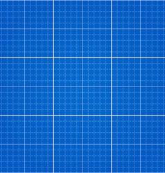 Seamless blueprint background vector