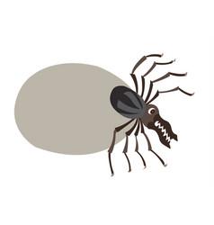 A tick vector
