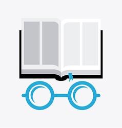 book icon design vector image