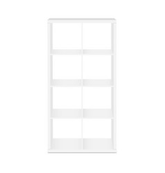shelving for storage vector image