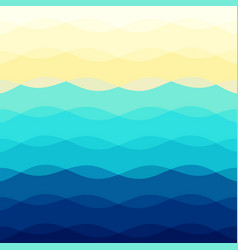 Abstract colorful background with curve lines vector