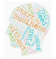 Ask Don t Tell Leadership Why Do I Need A Business vector image vector image