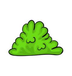 Bush cartoon symbol icon design beautiful vector