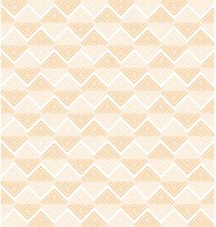 creative geometrical pattern design vector image