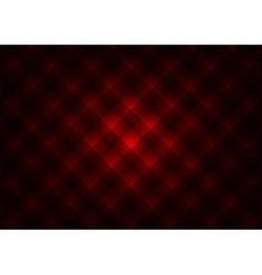 Dark Pyramids Red vector image