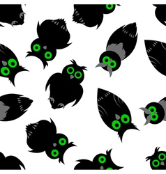 halloween seamless 10 2012 03 vector image vector image