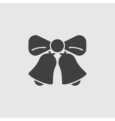 Bow icon vector image