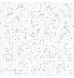 square white seamless background with white vector image