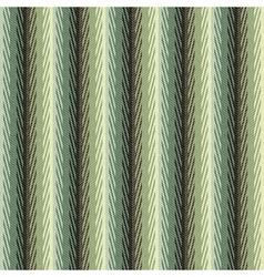 geometric striped print vector image vector image