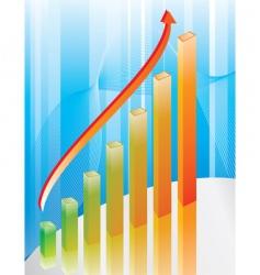 the schedule of business development vector image