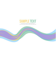 Abstract background header website design vector