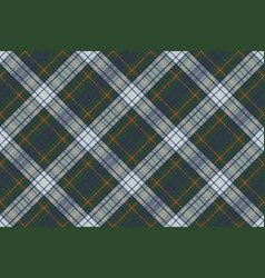 Color check plaid diagonal fabric texture vector