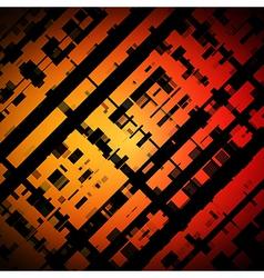 Cross hatch background vector
