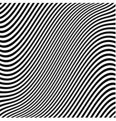 Abstract lines texture vector