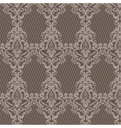 Elegant Royal pattern ornament vector image