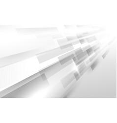 Abstract technology digital hi tech rectangles vector
