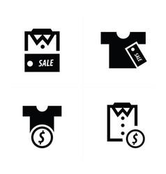 Shirt icon design vector