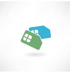 smkarta icon vector image