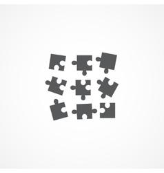 Challenge icon vector image vector image