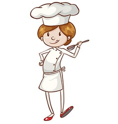 A simple chef vector