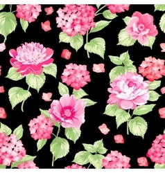 The Flower pattern vector image