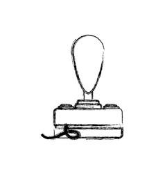 Vintage console gamepad vector