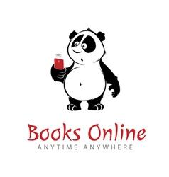 Books Online vector