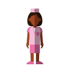 Nurse icon image vector