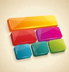 Web Panel Design Can be used for workflow layout vector