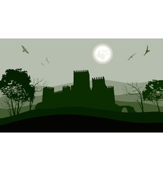 Castle in the Country vector